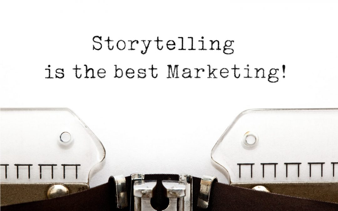 A Creative Storytelling Guide for your Brand